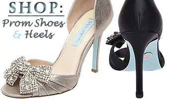 Shop Prom Shoes and Heels at Peaches