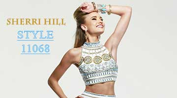 Buy Sherri Hill 11068 at Peaches Boutique
