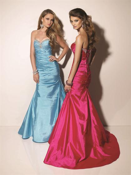91057 - Aqua and Cerise