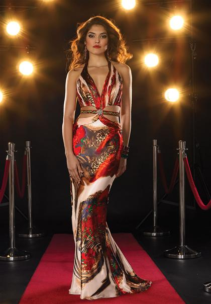 MagicMomentsProm.com | Panoply Designs Prom Dresses Sexy Red