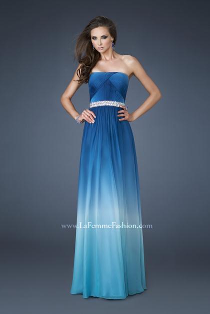 Ocean Blue Prom Dresses - Boutique Prom Dresses