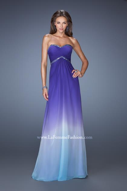 Purple And Blue Prom Dresses - Long Dresses Online