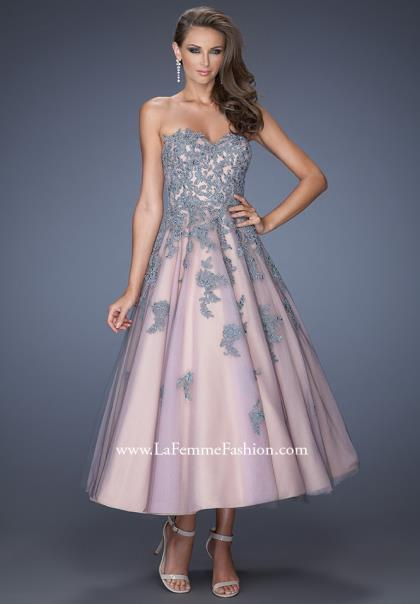 Grey And Pink Dresses - RP Dress