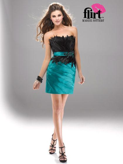 PF5110 - Black/Mediterranean Teal