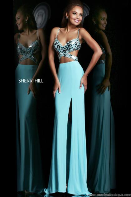 Related Keywords & Suggestions for Sherri Hill Prom Dresses 2014 Blue