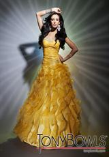 Tony Bowls Le Gala 112506.  Available in Yellow