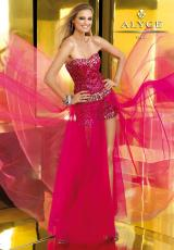 Alyce 2228.  Available in Black, Fuchsia, Royal