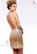 Faviana S7158.  Available in Yellow Diamond Nude