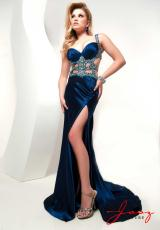Jasz Couture 4802.  Available in Light Blue, Midnight, Pink