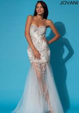 Jovani 79213.  Available in Black/Nude, White