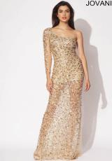 Jovani 90296.  Available in Nude