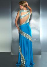 MacDuggal 2679M.  Available in Black/Gold, Turquoise