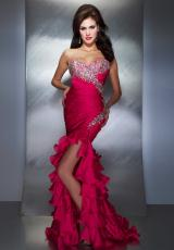 MacDuggal 4970M.  Available in Electric Blue, Fuchsia