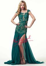 Emerald/Nude