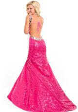 Party Time Dresses 6116.  Available in Fuchsia, Midnight Blue