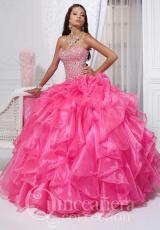 Tiffany Quinceanera 26731.  Available in Hot Pink, White, Yellow