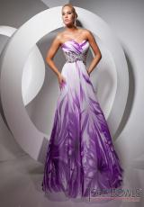 Tony Bowls Paris 113716A.  Available in Purple/Multi