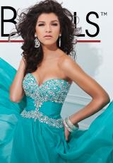 Tony Bowls Paris 114744.  Available in Coral, Fuchsia, Teal, White