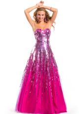 Party Time Dresses 6065.  Available in Fuchsia, Lime, Turquoise