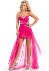 Party Time Dresses 6139.  Available in Fuchsia, Turquoise