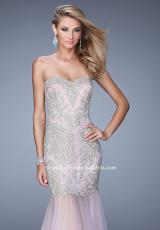 La Femme 21216.  Available in Pink/Nude