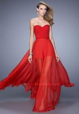 La Femme 21339.  Available in Black, Red