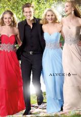 Alyce 6392.  Available in Champagne, Diamond White, Light Periwinkle, Mint, Red, Royal