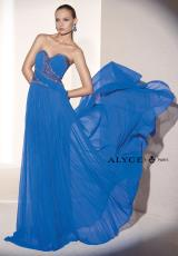 Alyce 5663.  Available in Royal