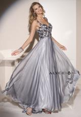 Alyce 5668.  Available in Deep Water, Pewter