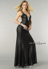 Alyce 6399.  Available in Black, Gold, Sapphire