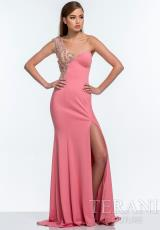Terani 151P0064.  Available in Black, Coral, Ivory, Mint, Navy