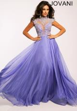 Jovani JP98523.  Available in Aqua, Light Yellow, Periwinkle