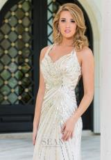 Sean 50676.  Available in Champagne, Navy