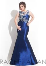 Rachel Allan 7008.  Available in Fuchsia, Navy