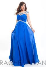 Rachel Allan 7016.  Available in Red, Royal