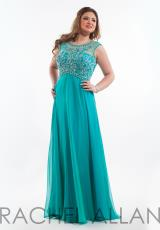 Rachel Allan 7025.  Available in Black, Purple, Teal