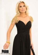 Panoply 41296.  Available in Black/Gold, Blush/Silver, White/Gold, White/Silver