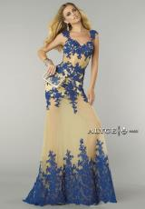 Alyce 6445.  Available in Nude/Royal