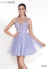 Tarik Ediz 90427.  Available in Lilac, Salmon, Yellow