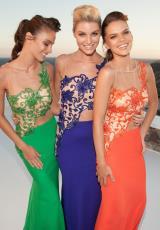 Tarik Ediz 92541.  Available in Green, Mustard, Orange, Violet