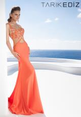 Tarik Ediz 92544.  Available in Black, Orange