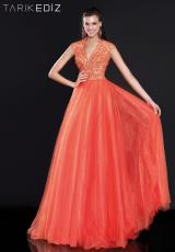 Tarik Ediz 92596.  Available in Orange, Yellow