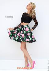 Sherri Hill Short 50461