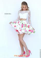 Sherri Hill Short 50464