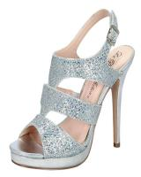 Blossom-Footwear Kimi-25.  Available in Gold Sparkle, Silver Sparkle