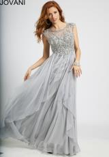 Jovani 93548.  Available in Blush, Coral, Navy, Silver