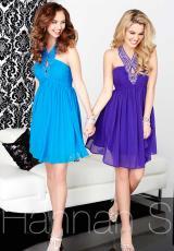 Hannah S 27023.  Available in Marine Blue, Purple