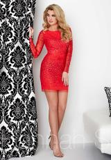 Hannah S 27033.  Available in Black/Leopard, Red/Red