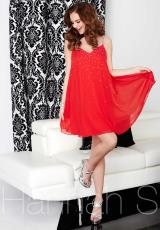Hannah S 27037.  Available in Electric Blue, Red