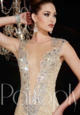 Panoply 44270.  Available in Aqua/Silver, Black/Silver, Nude/Silver